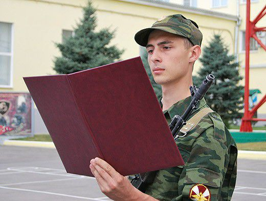 Как забирают в армию и когда, что можно взять с собой, а что нет