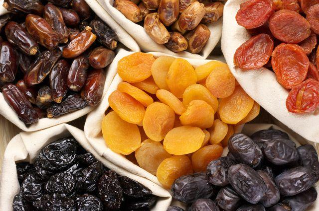 Орехи и сухофрукты не попали на стол оренбуржцев