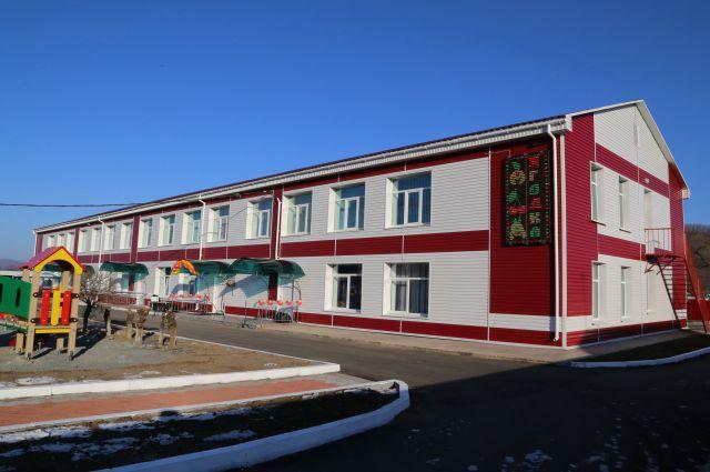 Детский сад «Ягодка»
