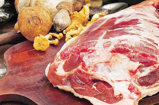 Небезопасное мясо