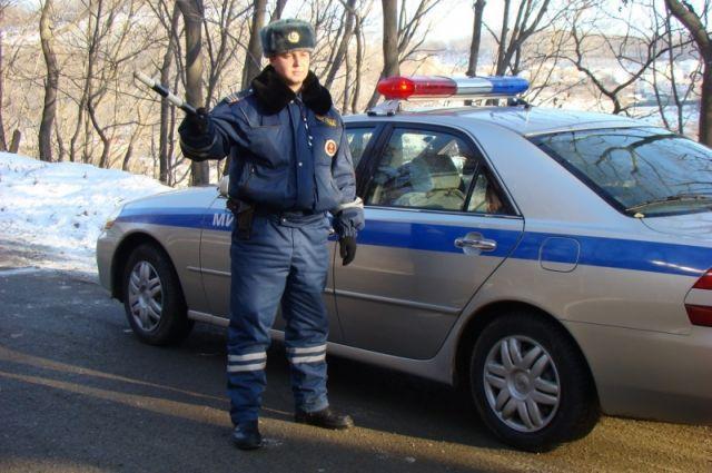 Всплеска ДТП из-за снегопада во Владивостоке не зафиксировано