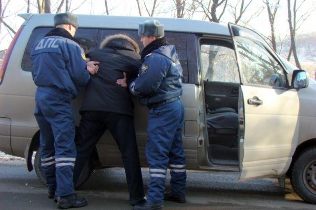 Задержание авторов во Владивостоке не редкость