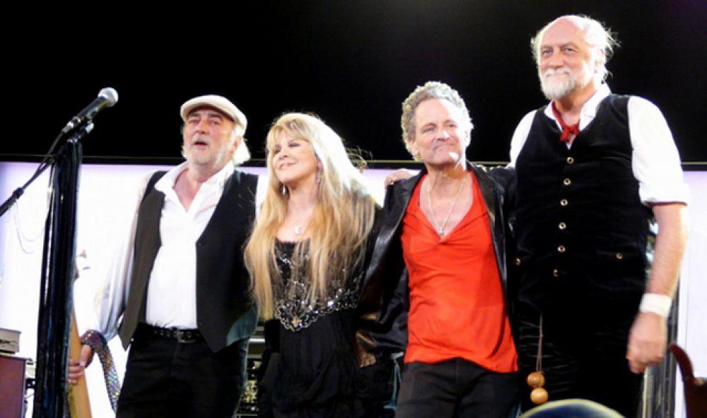 Девятое место у группы Fleetwood Mac ($59,5 млн).