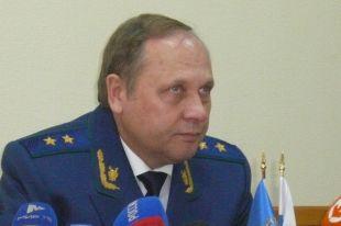Вячеслав Чеботарев перешел в Генпрокуратуру