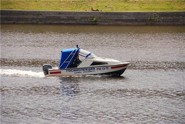 запрет лодки в финском заливе