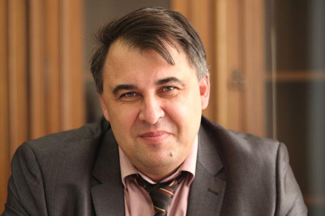 Александр Аргучинцев.
