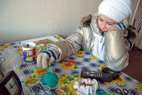 Почти 600 домов в республике ещё не подключены к теплу.