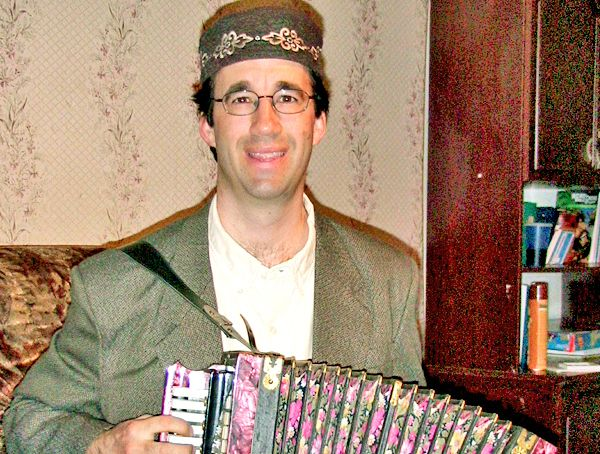 «Мои концерты татарской музыки в США вызвали фурор».