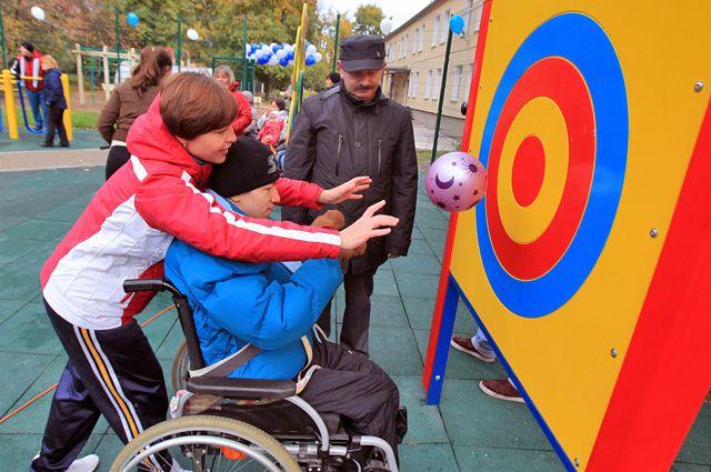 Центр социальной реабилитации инвалидов и детей инвалидов. Санкт-Петербург