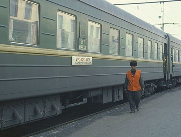 Поезд 008 на из хабаровска 12 августа