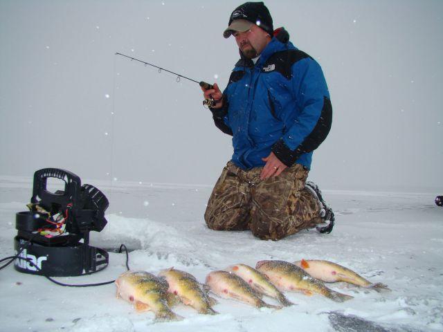 Рыбалка ейский лиман зимой
