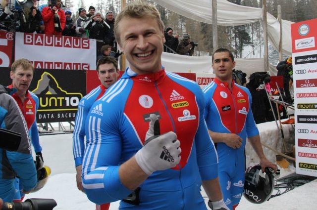 Дмитрий Труненков.