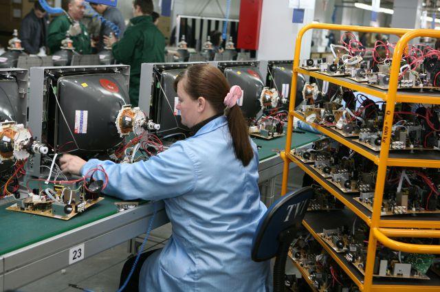 В Омске возродят производство телевизоров.