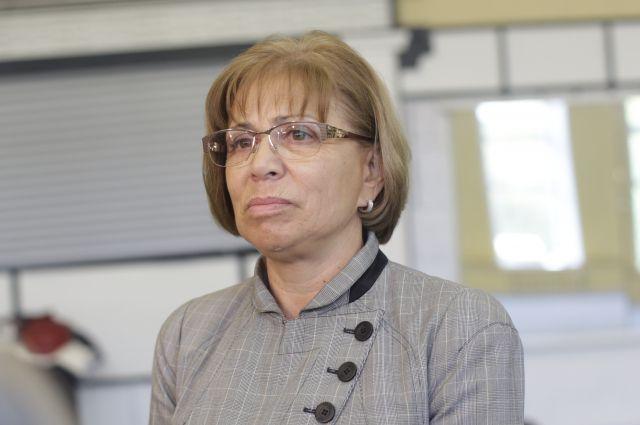 Ирина Роднина - советская фигуристка, трёхкратная олимпийская чемпионка.