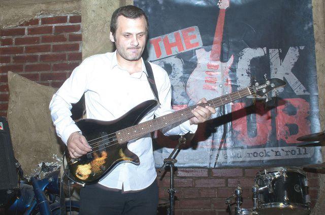 Концерт СБПЧ прошёл в рок-клубе Омска.