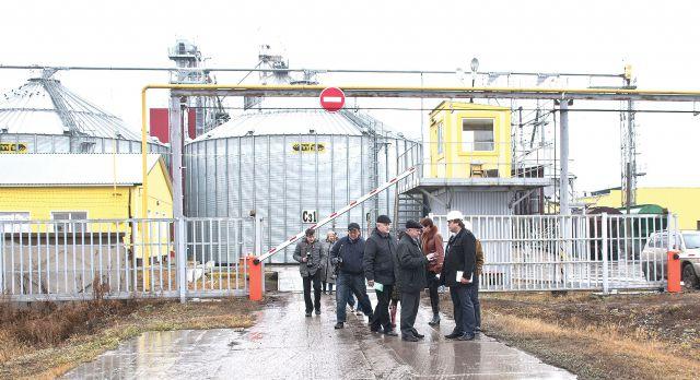 Новый завод по переработке масличных культур скоро заработает на полную мощность.