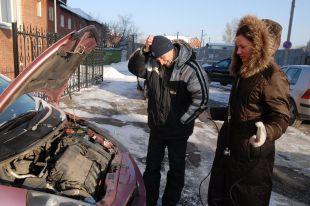 Готовить машину к холодам нужно заранее.
