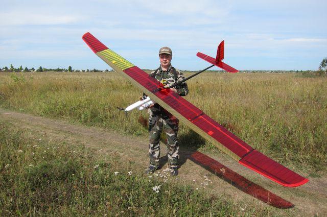 Омский беспилотник поставил рекорд по дальности полёта
