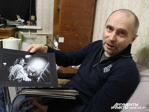 Андрей Кудрявцев рассказал о творчестве БГ и Летова.