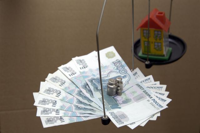 Ипотечный кредит от Сбербанка.