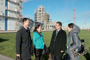 Китайские бизнесмены готовы сотрудничать с Омском.