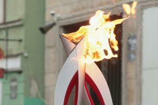 Олимпийский огонь приедет в Омск уже через 3 недели.