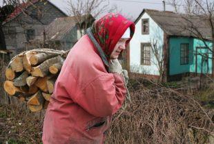 Древесину жители сел используют для отопления и строительства.