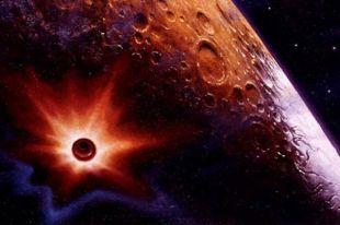 Земле угрожает астероид.