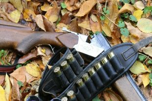 Самоубийство парень совершил с помощью охотничьего ружья.