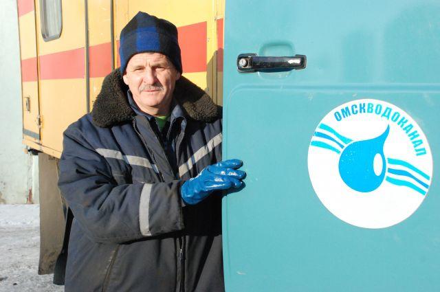 Омский Водоканал готов к зиме!