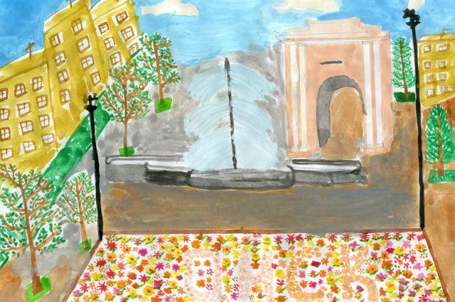Картинки про омск для детей