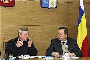 Василий Голубев поручил прокурору Таганрога проверить деятельность подразделения администрации города, которое проводило торги по определению подрядной организации на содержание муниципальных дорог.