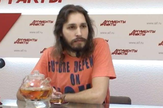 О своих приключениях Константин Журавлев уже рассказывал в пресс-центре АиФ-Петербург