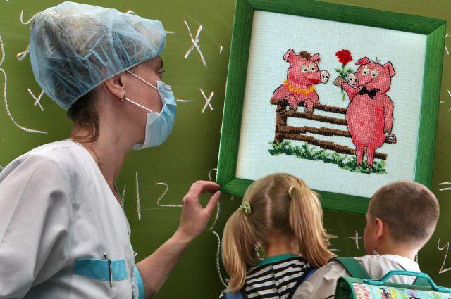 Если для человека чума свиней и не опасно, то животноводство может и погубить.