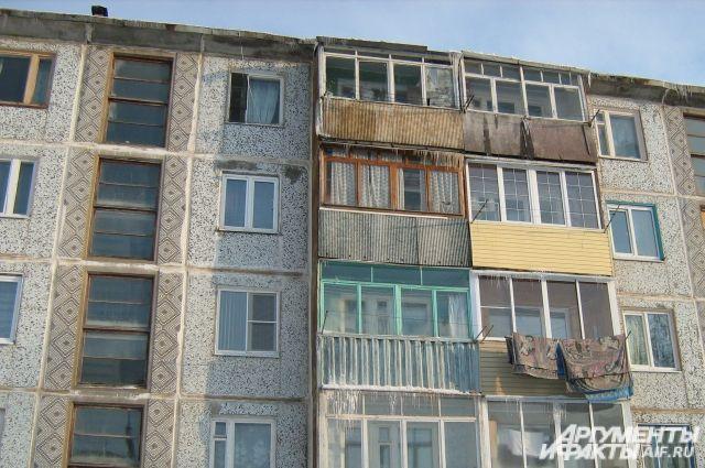 Многие тульские дома давно нуждаются в ремонте
