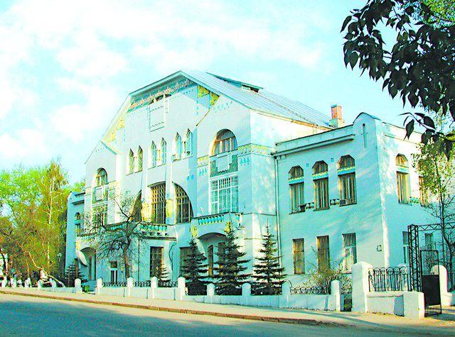 Архитектор Фёдор Ливчак – автор проекта здания и интерьера