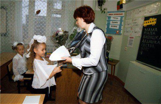 Как изменились заработки учителей