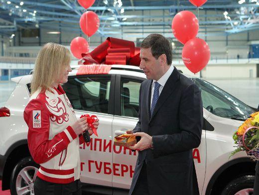 Новая «Уральская молния»