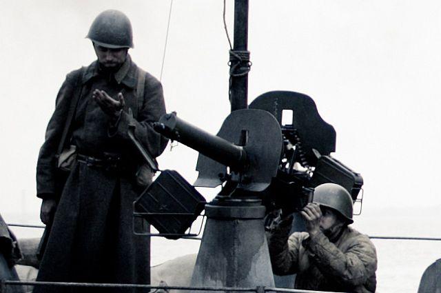 Кадр из фильма Федора Бондарчука