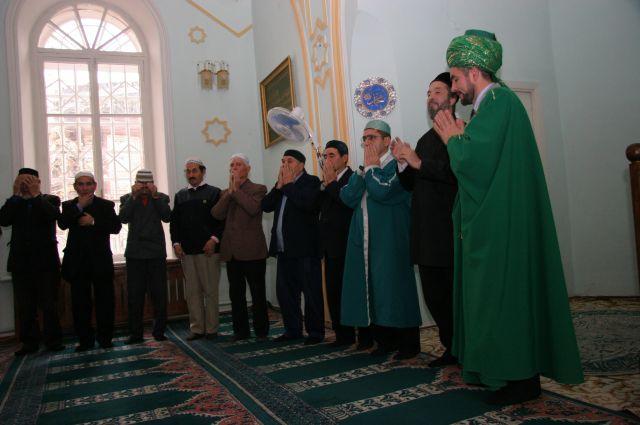 Муфтий Челябинской и Курганской областей Ринат Раев