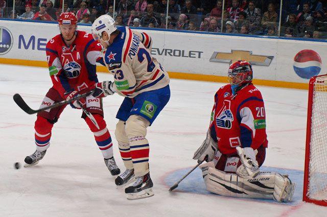 хоккей ярославль лига чемпионов прогноз