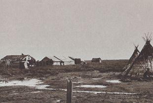 Рыбопромышленные станы в нижнем течении р. Оби. 1895 -1896 гг.