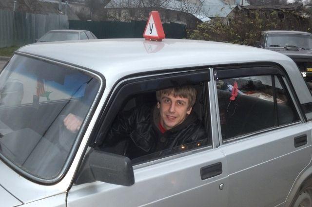 Сергей Латонин уверен, что научиться управлять транспортным средством может каждый.