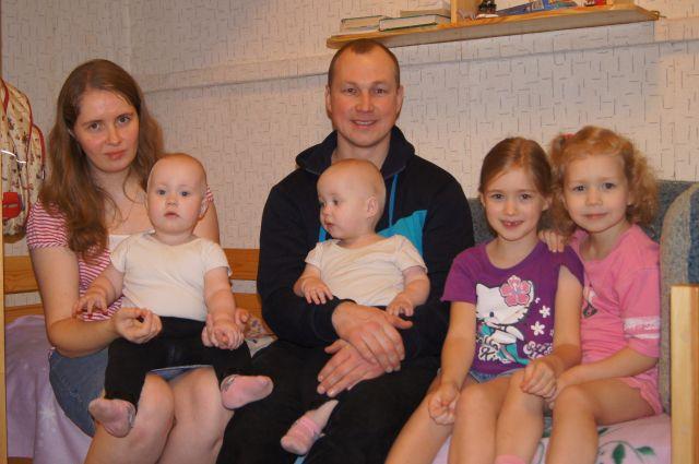 Семья Кудимовых в прошлом году покорила читателей АиФ-Смоленск.