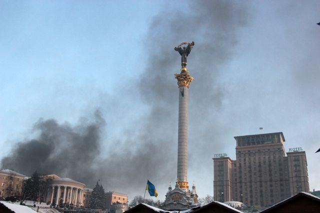 Сергей Востриков уверен: на Майдане веет дымком