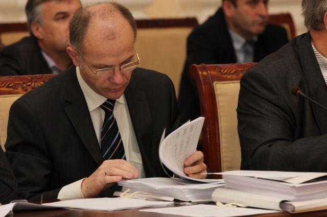 Сергей Маслаков, депутат Облдумы.