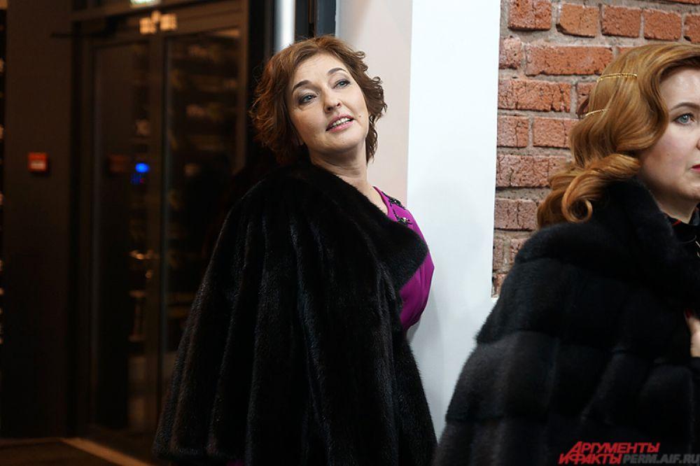 Директор школы №84 Вера Никольская.