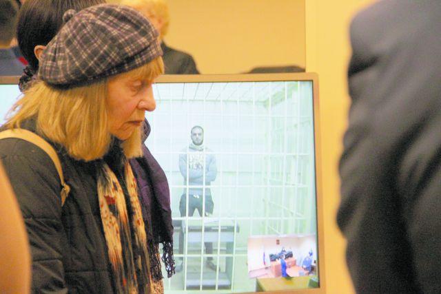 Виктор Коэн участвовал в процессе виртуально.