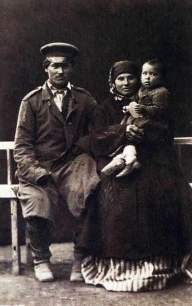 Казачье семейство