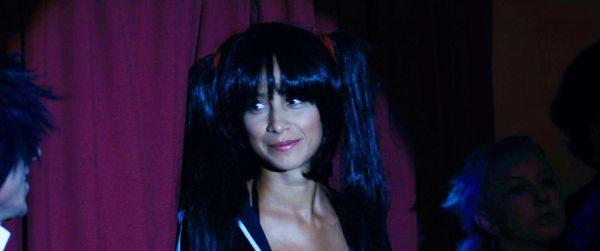 В фильме Анны Меликян также можно увидеть актрису Равшану Куркову